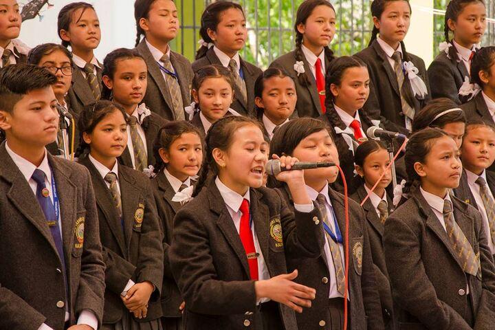 Saptashri Gyanpeeth-Singing