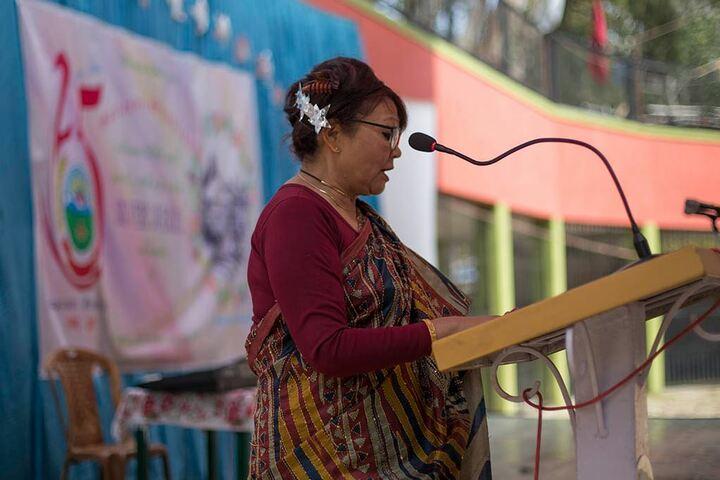Saptashri Gyanpeeth-Speech