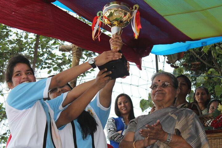 St Anthonys School-Award