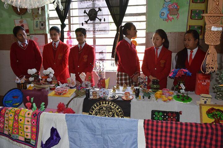 St Anthonys School-Exhibition
