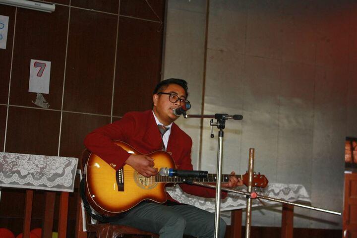St Anthonys School-Guitar Music