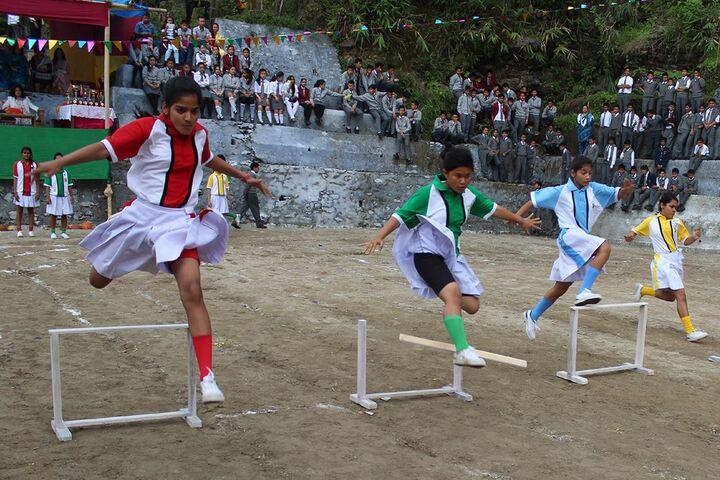 St Anthonys School-Sports