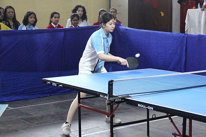 St Anthonys School-Table Tennis