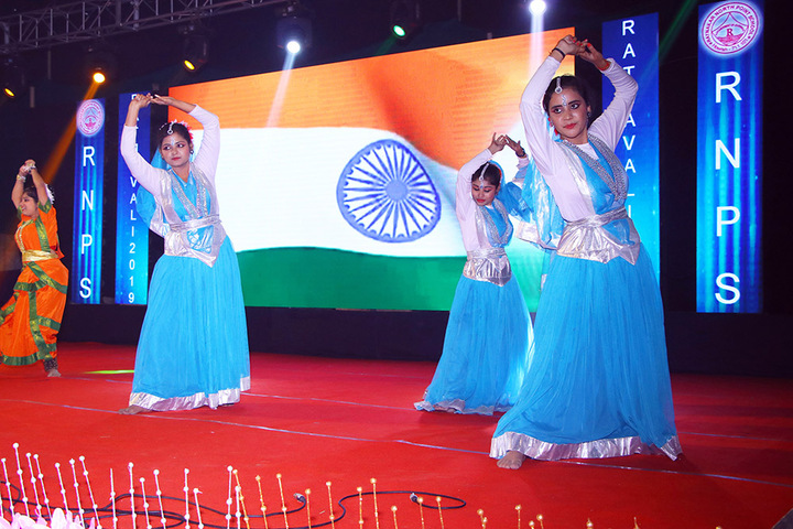 Ratnakar North Point School-Dancing Activity