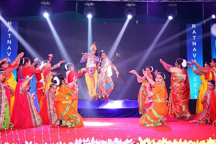 Ratnakar North Point School-Festival Celebrations