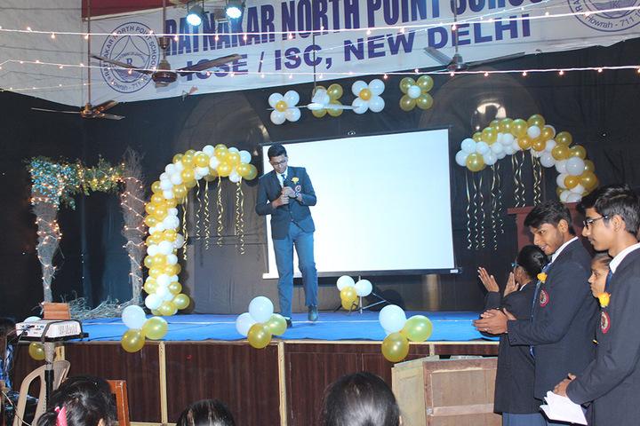 Ratnakar North Point School-Speech