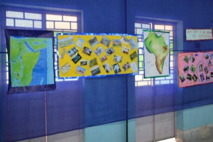 The Assembly Of God Church School-Art Exhibition