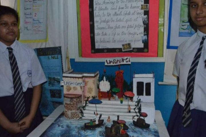 The Assembly Of God Church School-Exhibition