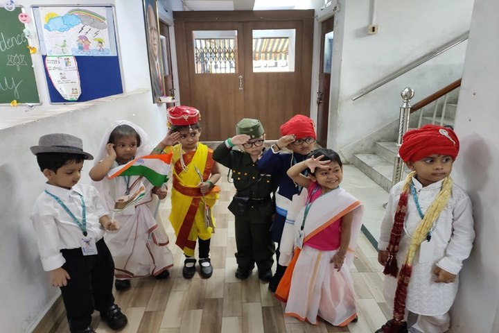 St Augustines Day School-Fancy Dress