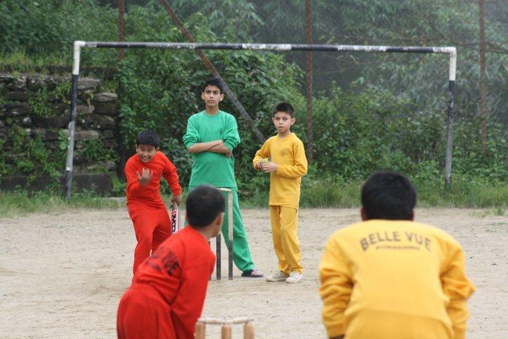 Belle Vue Boarding School-Cricket
