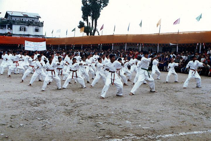 Belle Vue Boarding School-Karate