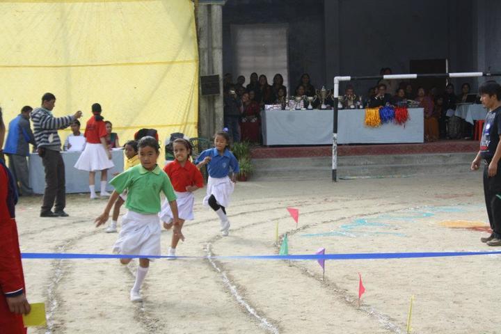 Belle Vue Boarding School-Running