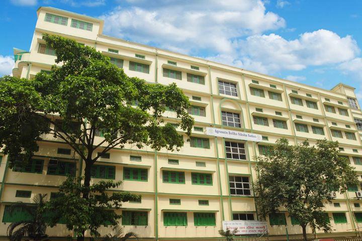 Agrasain Balika Siksha Sadan-Building