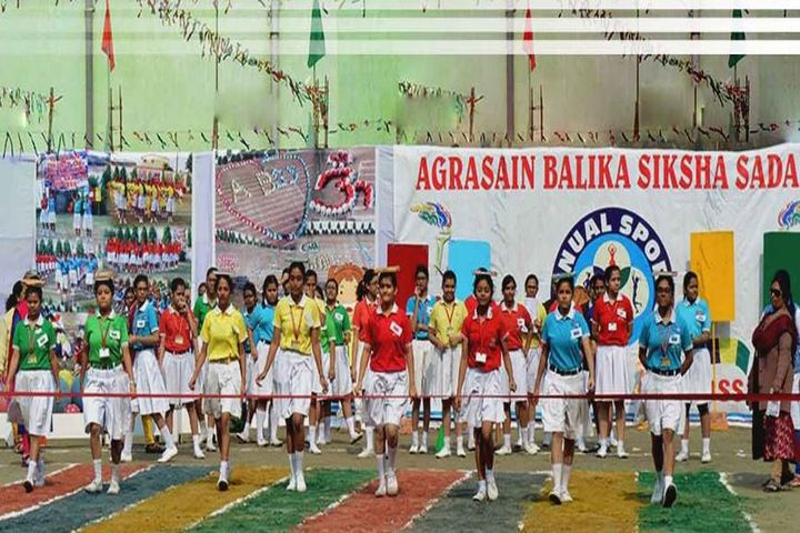 Agrasain Balika Siksha Sadan-Games