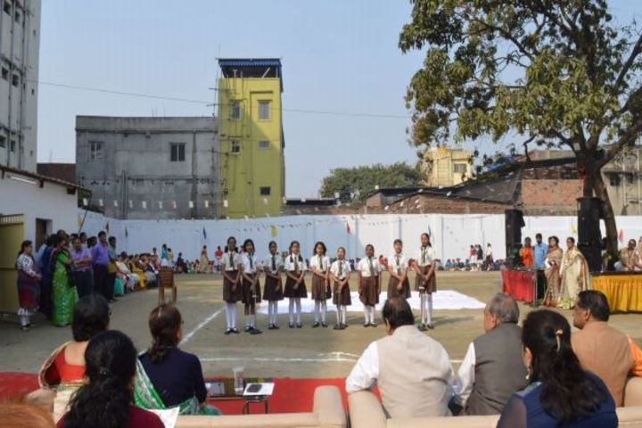 Agrasain Balika Siksha Sadan-Singing
