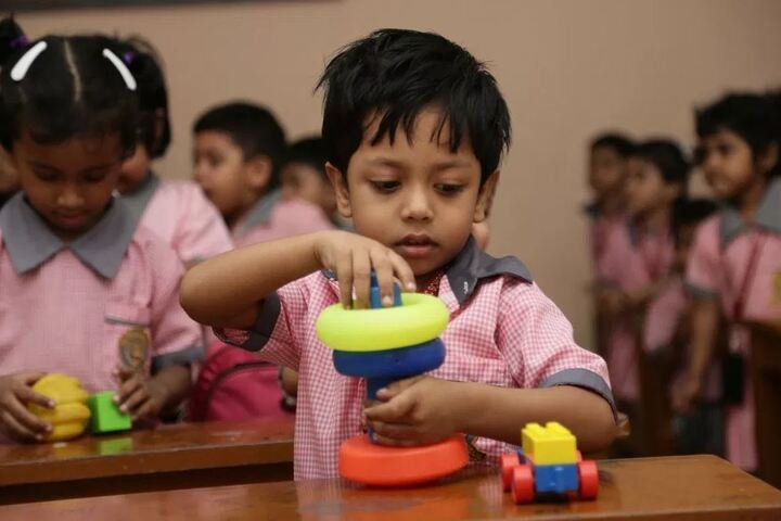Calcutta Public School-Game