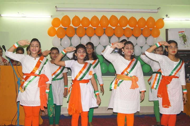 Calcutta Public School-Independence Day