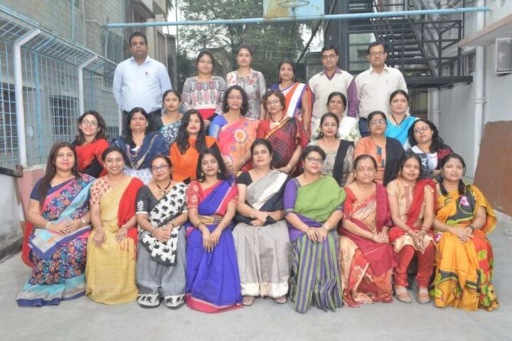 Calcutta Public School-Staff