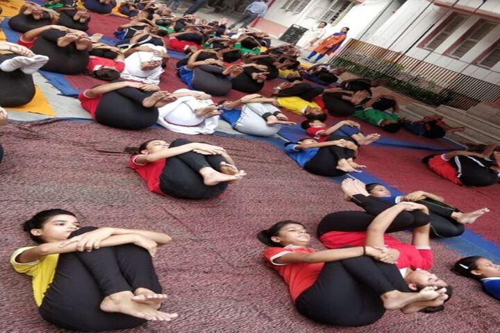Calcutta Public School-Yoga