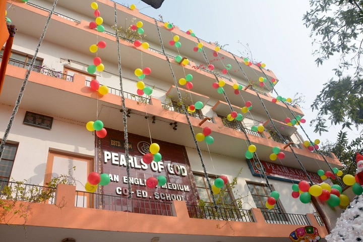 Pearls Of God-Annual day celebrations