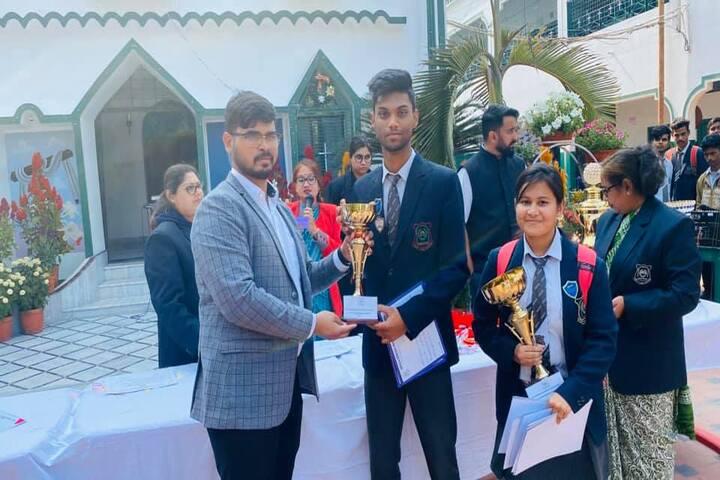 Douglas Memorial Higher Secondary School-Annual Prize Distribution