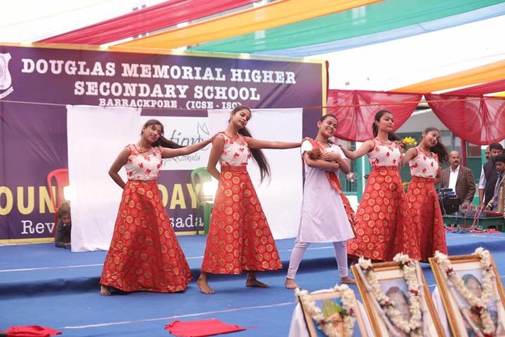 Douglas Memorial Higher Secondary School-Dancing Activity