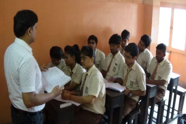 St Denis School-Classroom