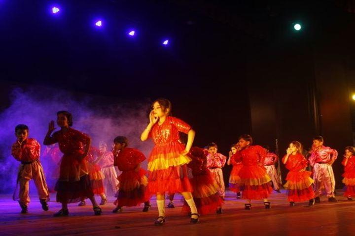 St Denis School-Dance