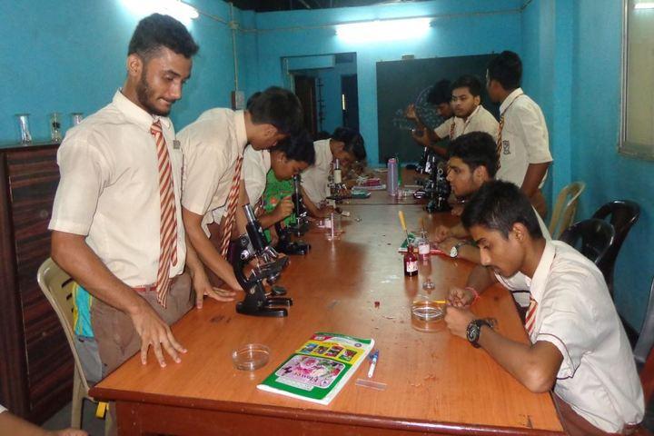 St Denis School-Lab