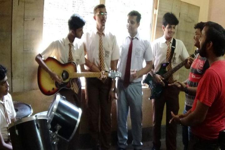 St Denis School-Music