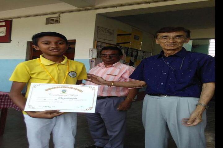 Himalayan English School-Annual Prize Distribution