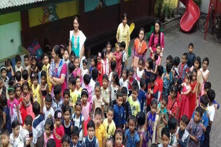 Himalayan English School-Childrens Day Celebrations