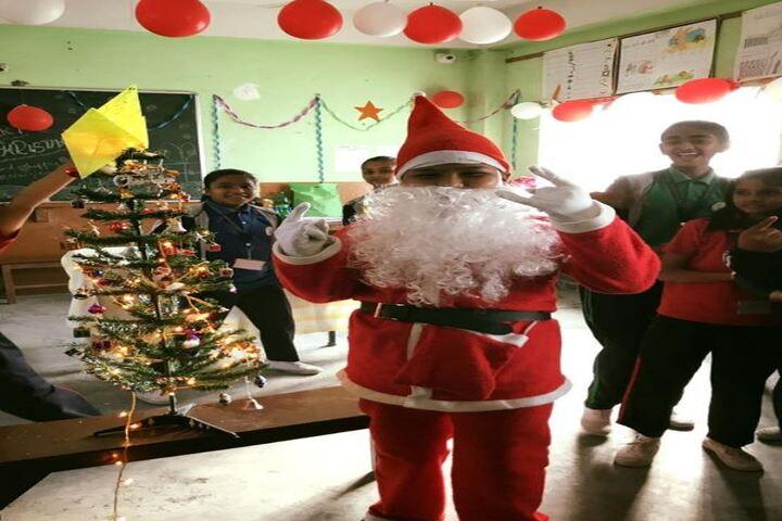 Himalayan English School-Christmas Celebrations