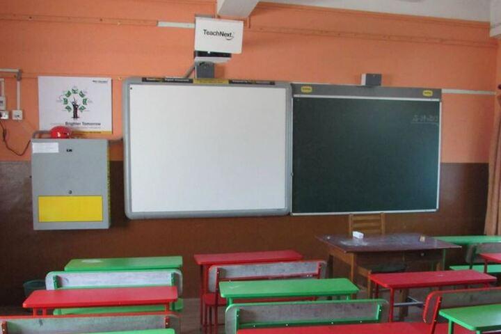 Himalayan English School-Class Room