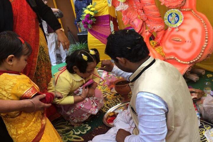 Himalayan English School-Festival Celebrations
