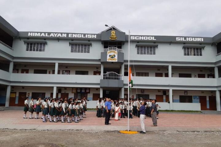 Himalayan English School-Independence Day