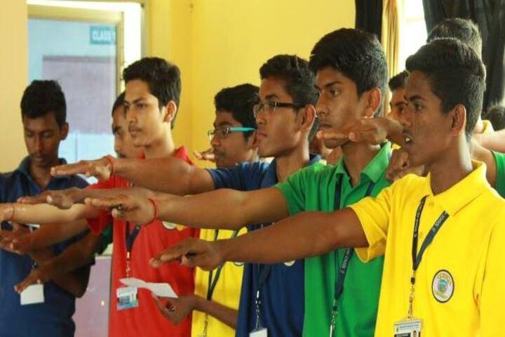 Himalayan English School-Investiture Ceremony