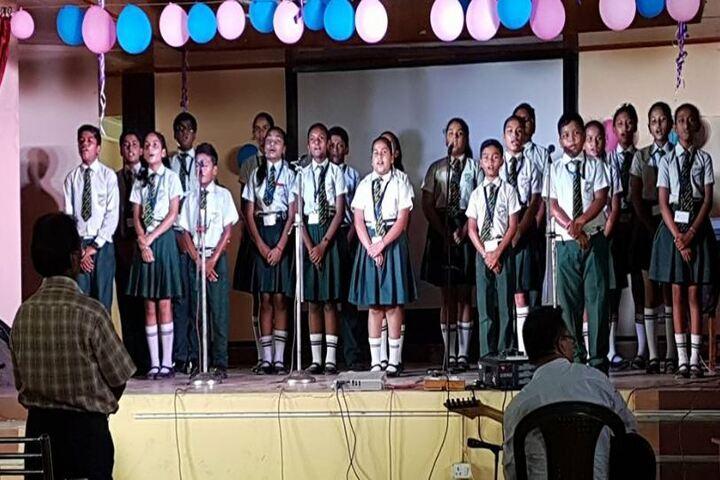 Himalayan English School-Singing