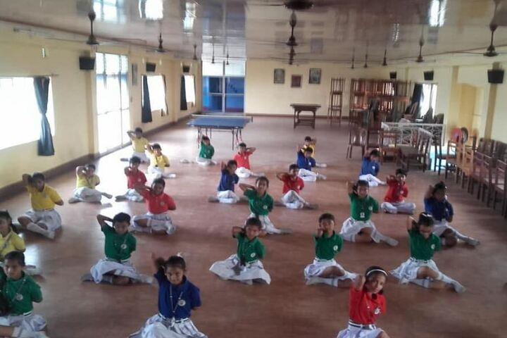 Himalayan English School-Yoga