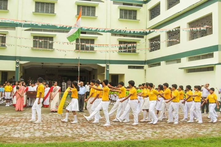 Acme Academy-March Past