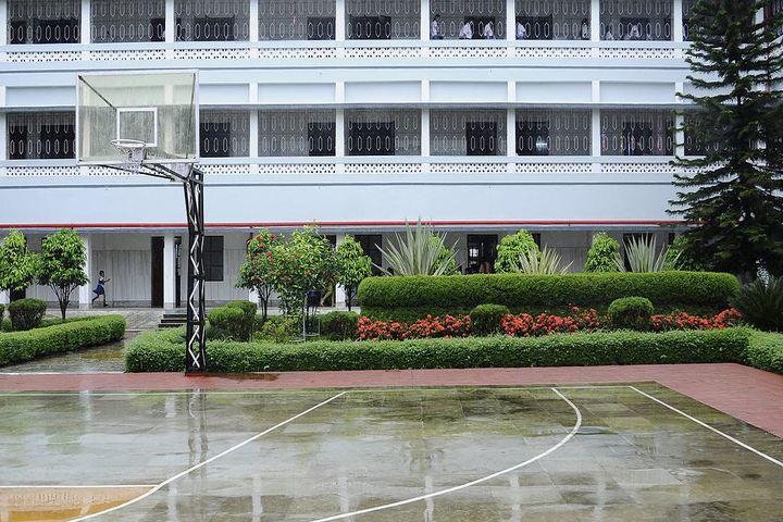 Nirmala Convent School-Basket Ball Court