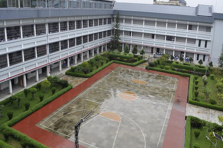 Nirmala Convent School-Campus Over View
