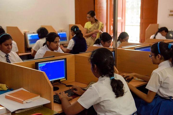 Nirmala Convent School-Computer Lab