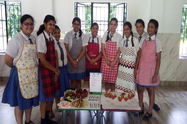 Nirmala Convent School-Food Festival