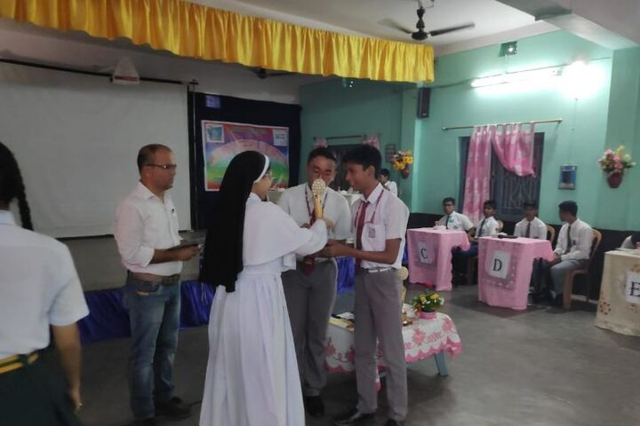 Sacred Heart School-Quiz Competition