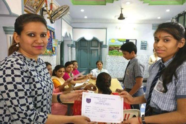 St Dominic Savio School-Certification