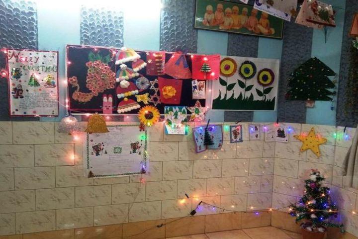 St Dominic Savio School-Christmas Celebrations