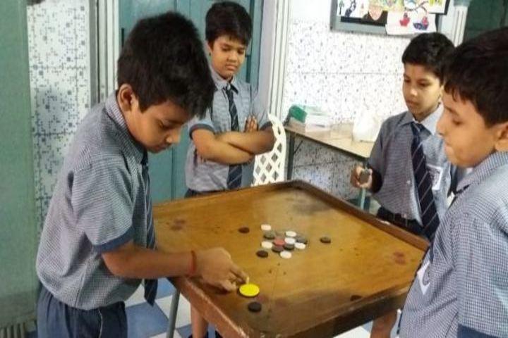 St Dominic Savio School-Indoor Game