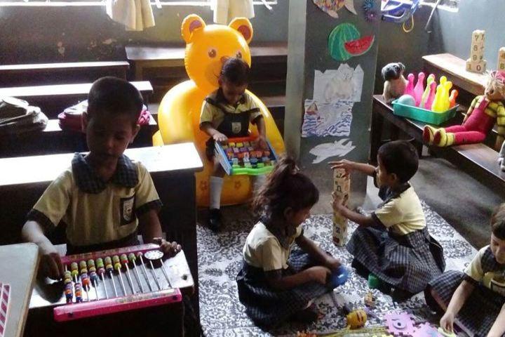 St Dominic Savio School-Students Play Area
