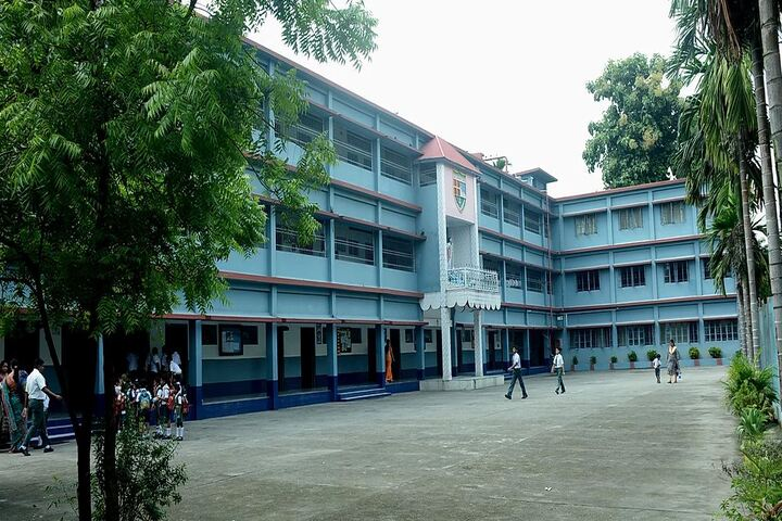 Good Shepherd School-Campus View